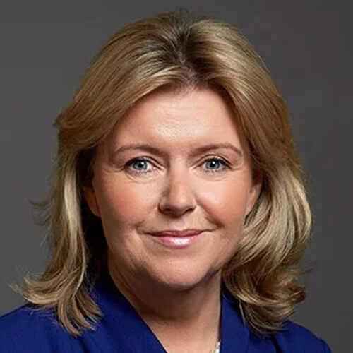 Rosaleen Blair, CBE