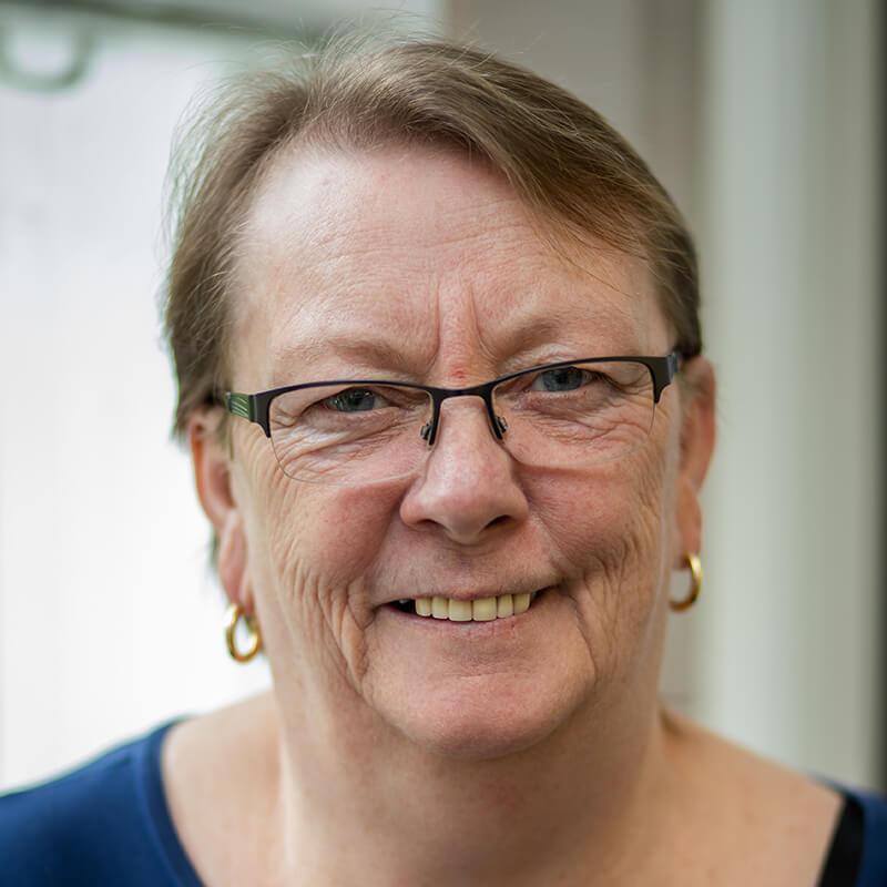 Cath Coleman - Advice & Outreach Officer