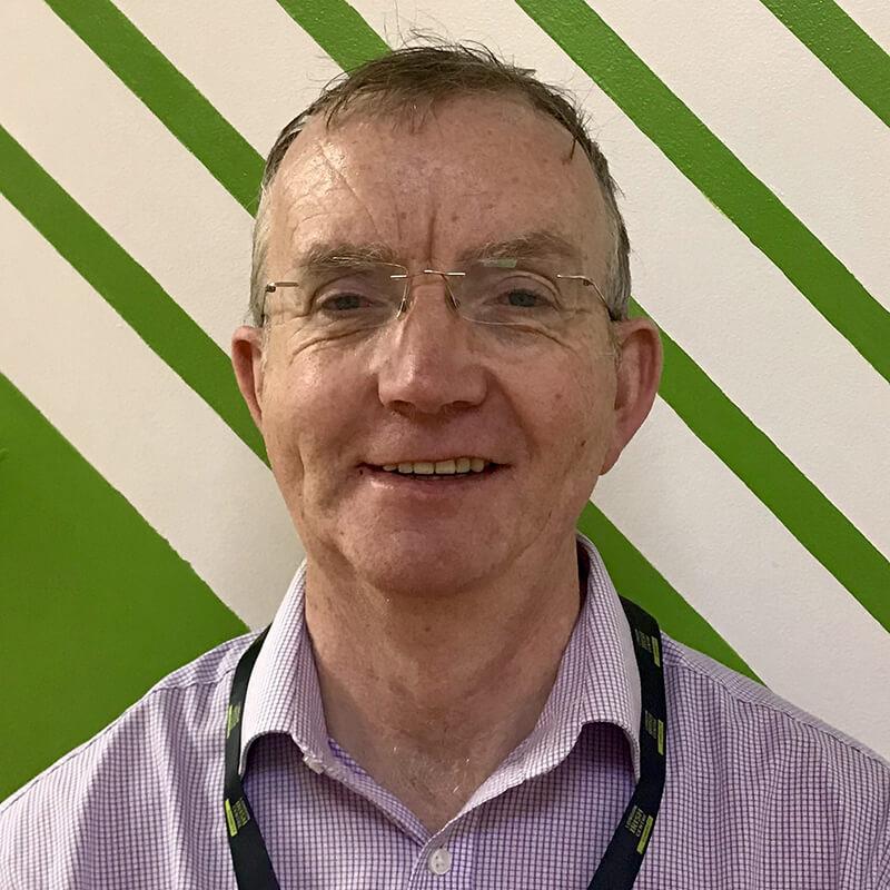 Joe O'Driscoll - Wellbeing Officer