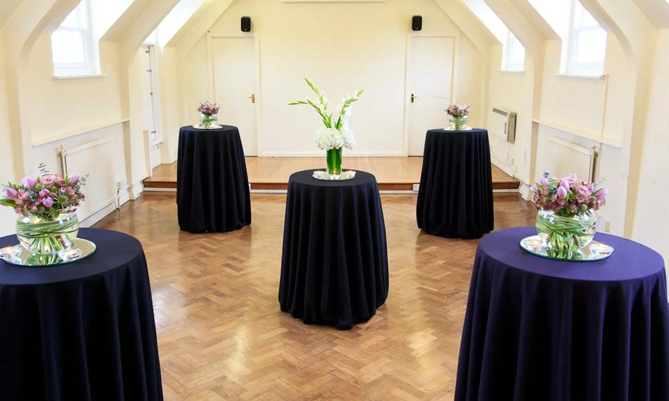 The Old Chapel : Venue Hire North London