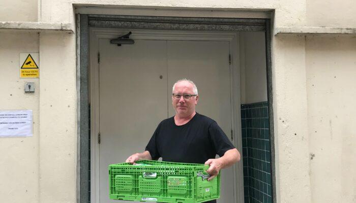 Volunteer Camden London