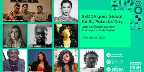 SEODA Goes Global For St. Patrick's Day
